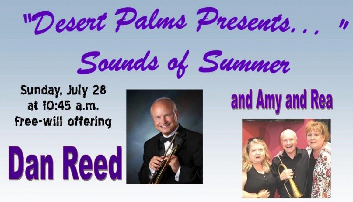 Dan Reed Sounds of Summer (2)